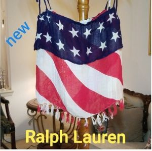 Ralph Lauren Cropped Top